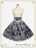 P15SK510 Sleepy Sheep and Dream Eater Baku Skirt
