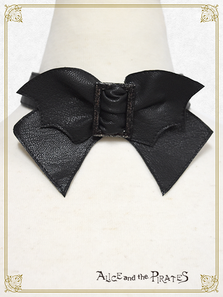 P16AC009 Devil Ribbon Choker