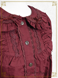 P16BL423 Antique Karen Blouse