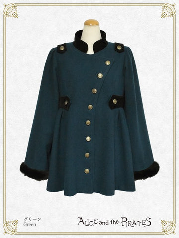 P16CO330 Vicenta Middle Length Coat