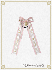 P16HA908 Lucid Ribbon Hairband