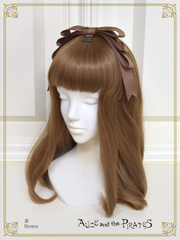 P16HA911 Center Ribbon Headband