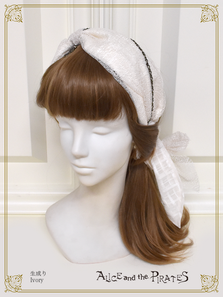 P16HA915 Carlotta Bandana Headdress