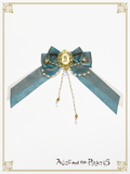 P16HA933 Fish Ribbon Barrette