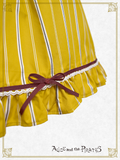 P16JS207 Churro Stripe Jumperskirt