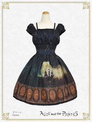 [RESERVATION] P16OJ203 Star Touring Pirate Ship and the Boundary Between the Sky and the Sea Jumperskirt Ⅰ