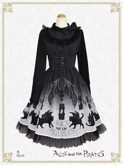 P16OP307 Devil Cat and the Hourglass of Ending Onepiece Dress