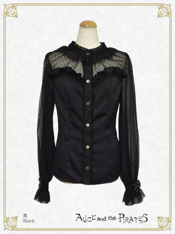 "P17BL408 ""Gremory"" the Devil of Love Blouse"
