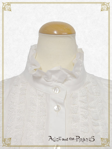 P17BL409 Captain Chris Voyage Blouse