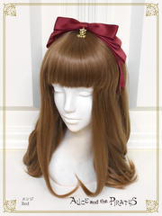 P17HA917 Center Ribbon Headband