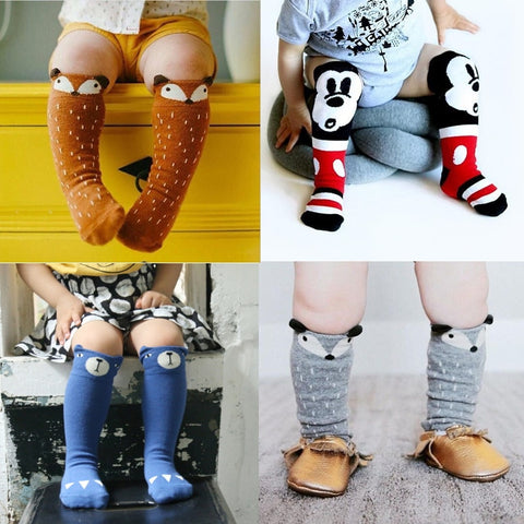 Baby Cartoon Tube Socks