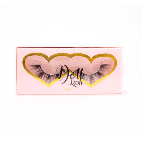 Doll Beauty - Coco Lashes
