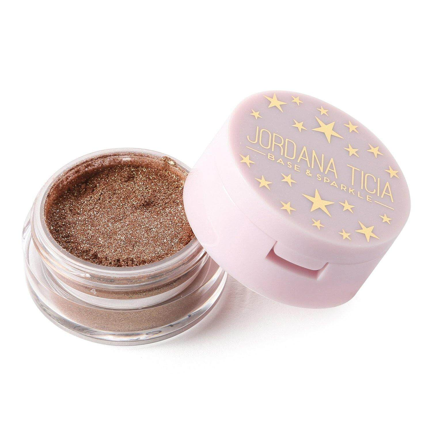 JORDANA TICIA-Jordana Ticia Base & Sparkle - Foxy-Beauty Gold