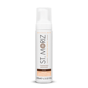 St Moriz Professional Develop Self Tanning Mousse - Dark - BeautyGold