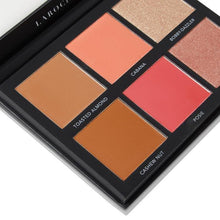 Load image into Gallery viewer, LaRoc PRO Sculpt and Glow Face Palette - BeautyGold