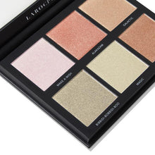 Load image into Gallery viewer, LAROC-LaRoc PRO Cosmic Kisses Highlighter Face Palette-Beauty Gold
