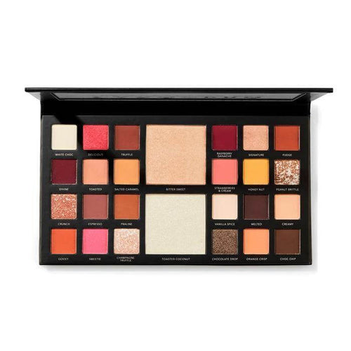 LAROC-LaRoc PRO The Chocolate Box Eyeshadow Palette-Beauty Gold