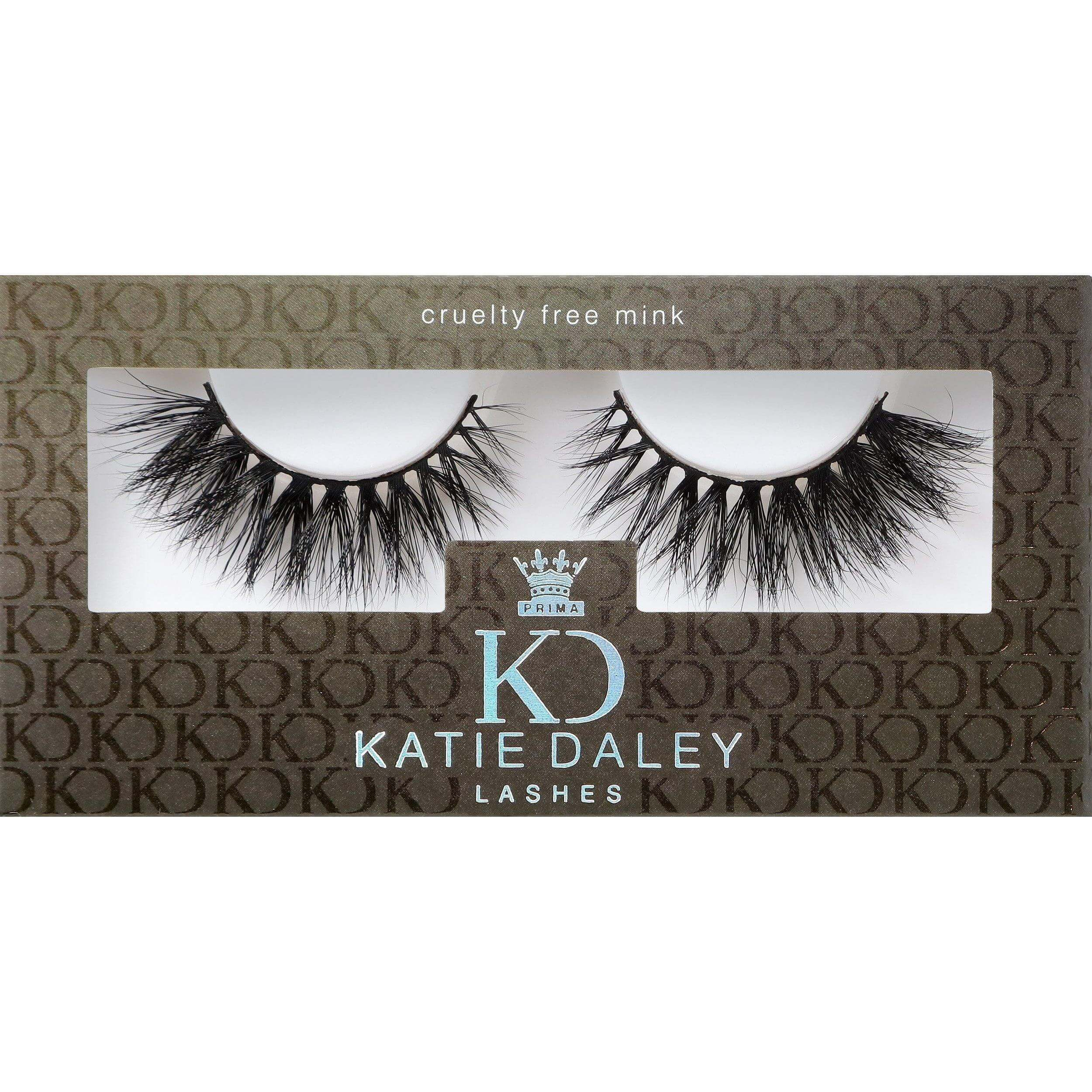 Prima Lash X Katie Daley - The Model - BeautyGold