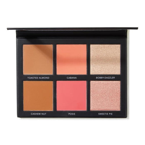 LaRoc PRO Sculpt and Glow Face Palette - BeautyGold