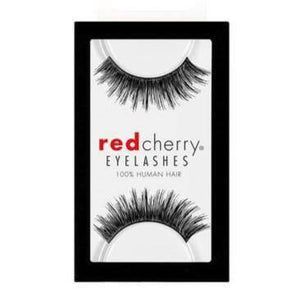 Red Cherry Lashes - Marlow - BeautyGold
