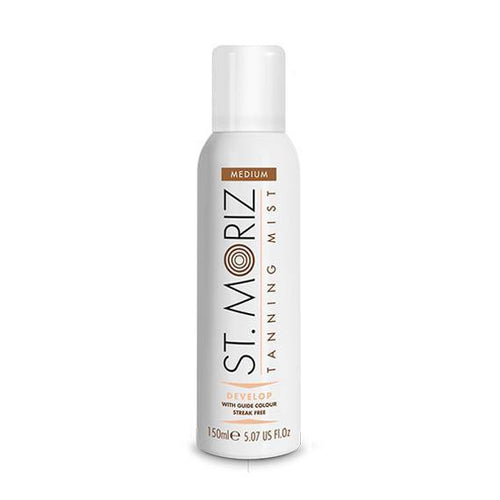 St Moriz Self Tanning Mist -Medium - BeautyGold