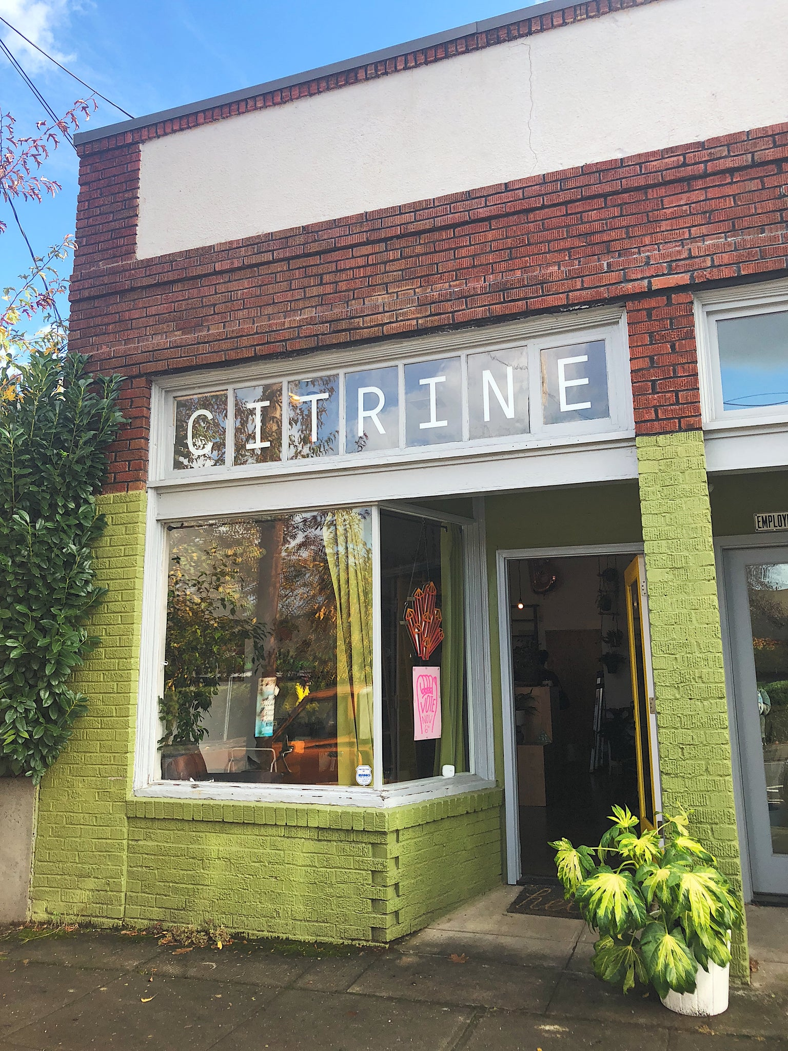 Citrine Bloom Store Front