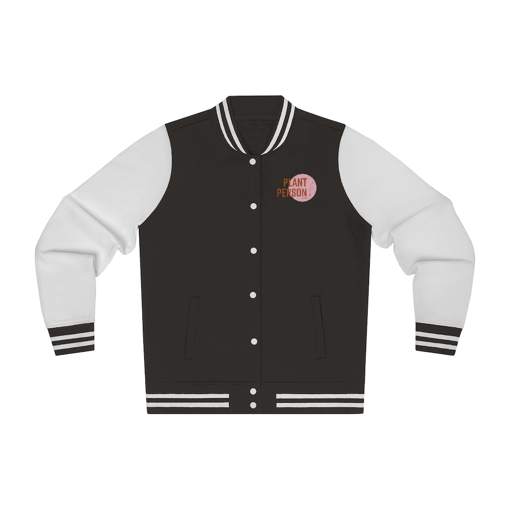 Varsity Team Plant Person Jacket