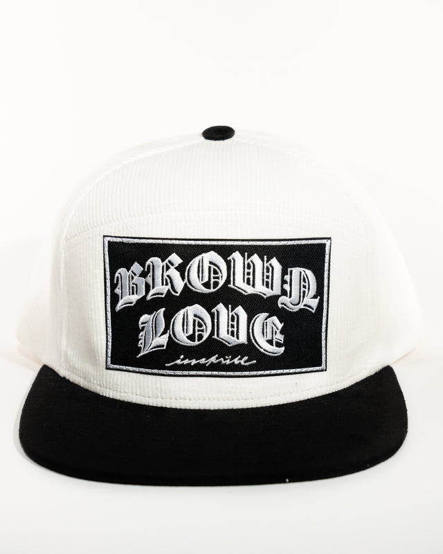 Ice Cube Brown Love Hat