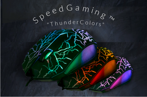 "Souris SpeedGaming™ ""ThunderColors"""