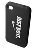 Nike Graphic Soft iPhone Case - Black / White
