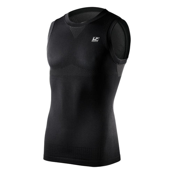 LP Embioz Waist Support Compression Top - Sleeveless