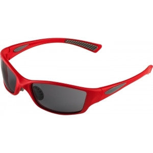 Le Tissier Active Kids Touch Soft Sunglasses- Red - Playmaker Sports