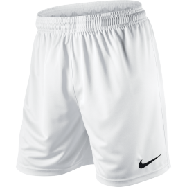 Nike Park Knit II Short Youth - White