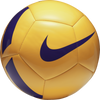 Nike Pitch Team Football - Yellow