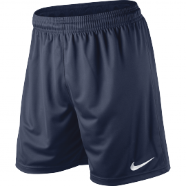 Nike Park Knit Short - Adult - Midnight Navy - Playmaker Sports