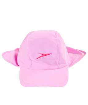 Speedo Toddler Girls Legionnaires Cap Pink - Playmaker Sports
