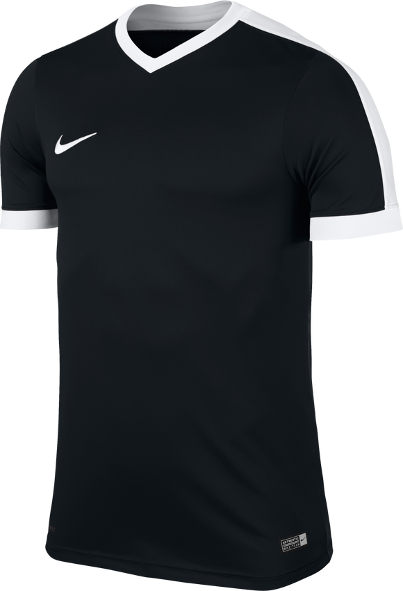 Nike Striker IV Jersey - Youth - Black / White - Playmaker Sports
