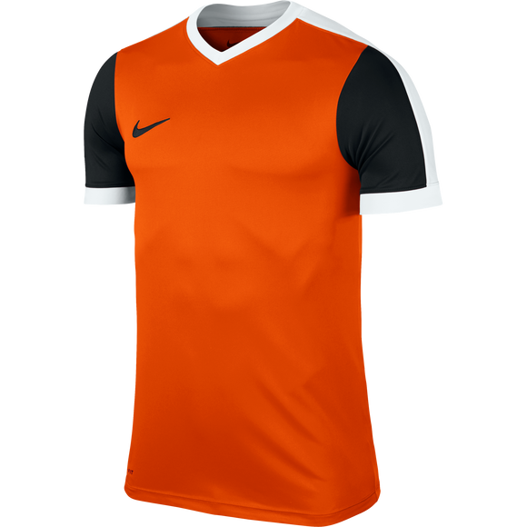 Nike Striker IV Jersey - Youth - Safety Orange / Black