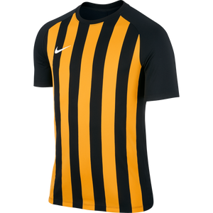 Nike Inter Stripe Jersey - Youth - Black / University Gold