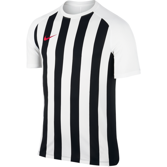 Nike Inter Stripe Jersey - Adult - White / Black