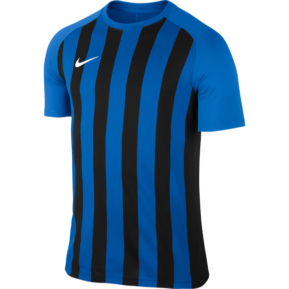 Nike Inter Stripe Jersey - Youth - Royal Blue / Black