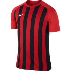 Nike Inter Stripe Jersey - Youth - University Red / Black