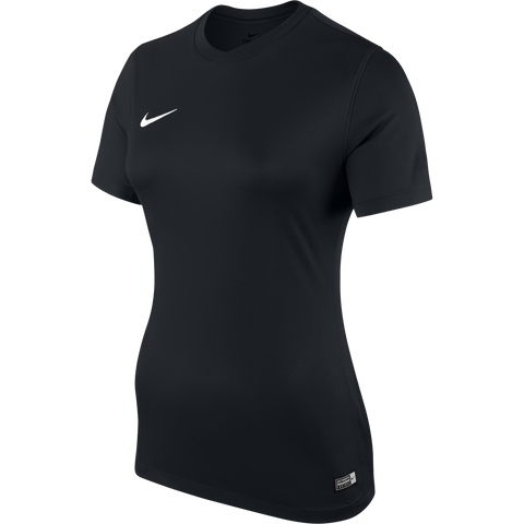 Womens Park VI Game Jersey - Black