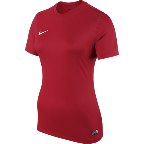 Women's Park VI Game Jersey - University Red