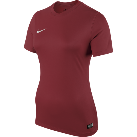 Women's Park VI Game Jersey - Team Red
