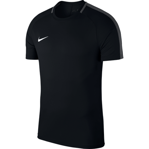Nike Academy 18 Jersey - Youth - Black / Anthracite