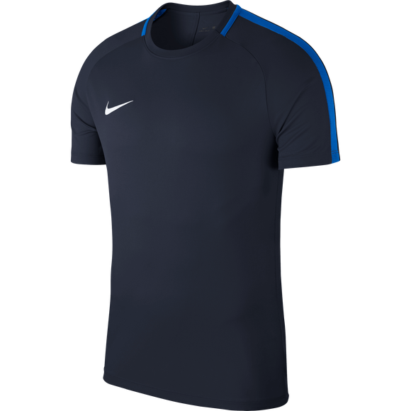 Nike Academy 18 Jersey - Youth - Obsidian / Royal Blue