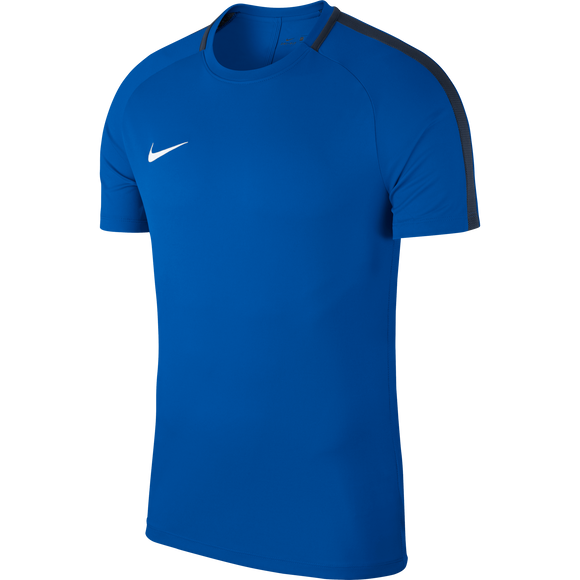 Nike Academy 18 Jersey - Youth - Royal Blue / Obsidian