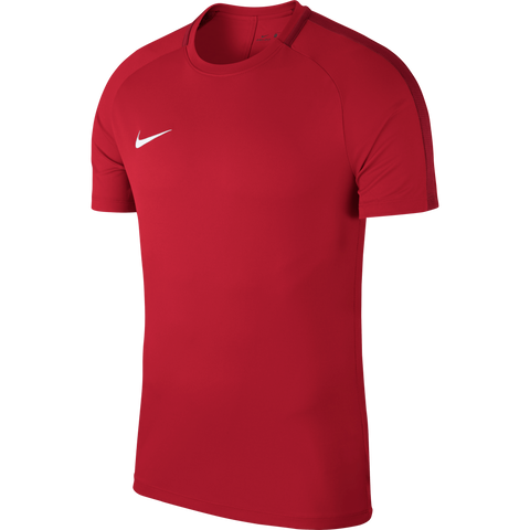 Nike Academy 18 Jersey - Adult - University Red / Gym Red
