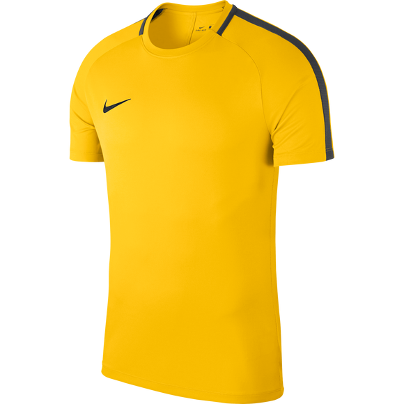 Nike Academy 18 Jersey - Adult - Tour Yellow / Anthracite
